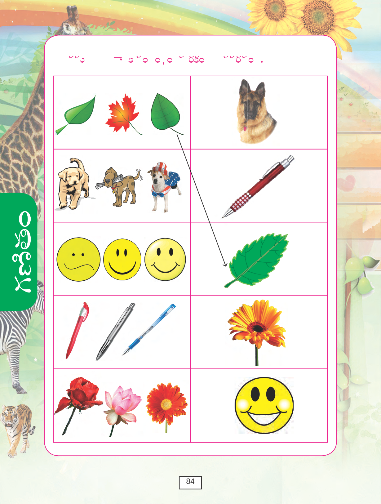 Grade / Standard / Class 02, Telugu Medium, Mathematics Text Book